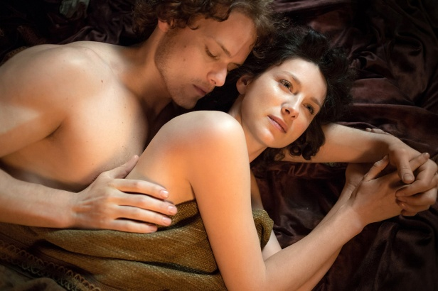 Cena da primeira vez de Jaime e Claire
